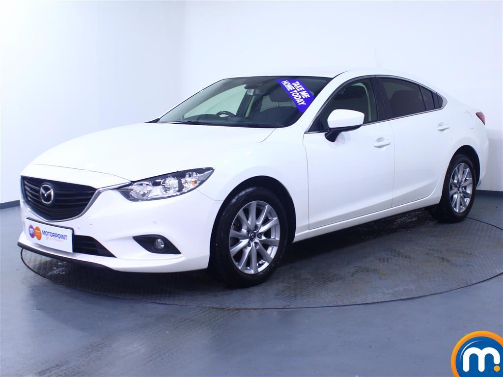 Mazda 6 SE-L Nav - Stock Number 1057410 Passenger side front corner