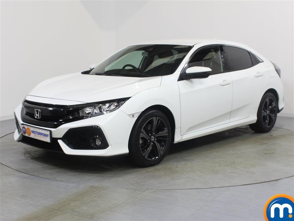 Honda Civic SR - Stock Number 1054517 Passenger side front corner