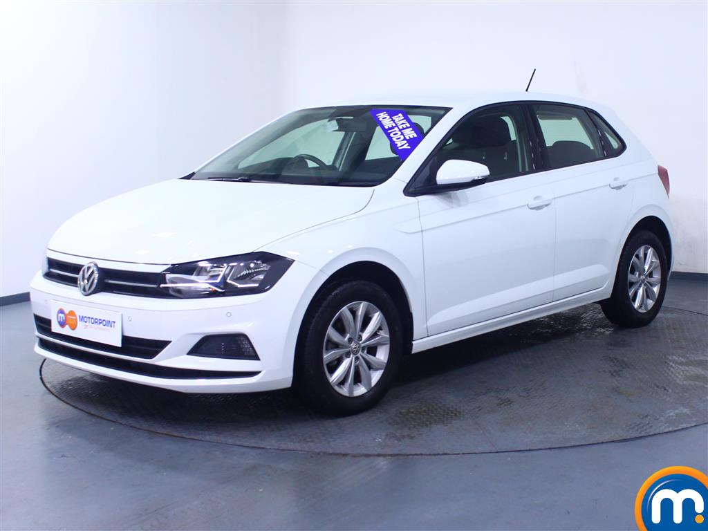 Volkswagen Polo SE - Stock Number 1056685 Passenger side front corner