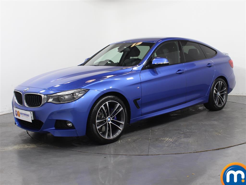 BMW 3 Series M Sport - Stock Number 1055251 Passenger side front corner