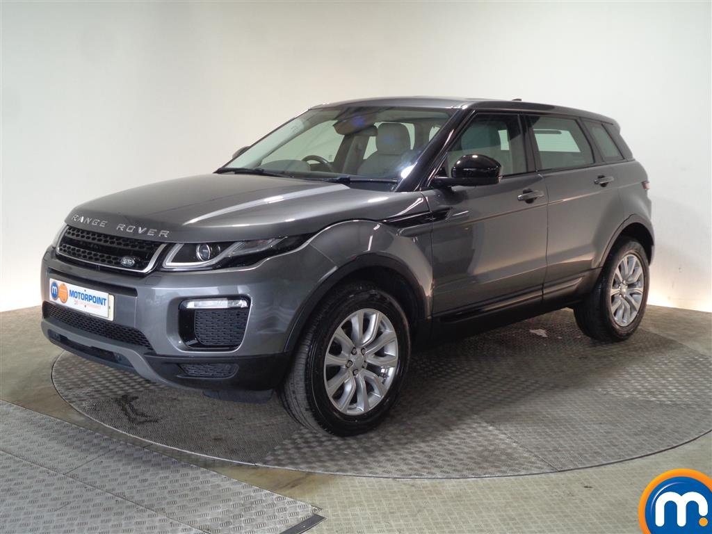 Land Rover Range Rover Evoque SE Tech - Stock Number 1054788 Passenger side front corner