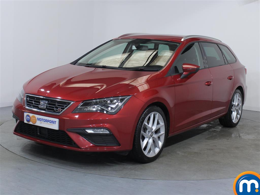 Seat Leon FR Technology - Stock Number 1056357 Passenger side front corner