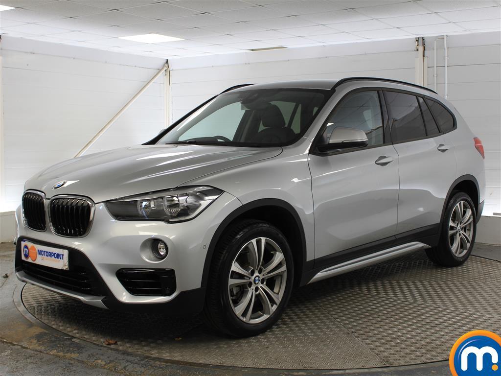BMW X1 Sport - Stock Number 1053937 Passenger side front corner