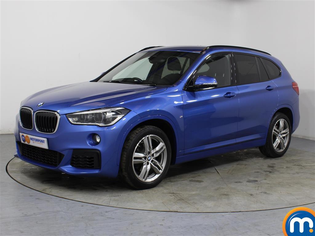 BMW X1 M Sport - Stock Number 1054308 Passenger side front corner