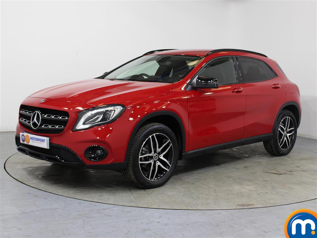 Mercedes-Benz Gla Class Urban Edition - Stock Number 1056383 Passenger side front corner