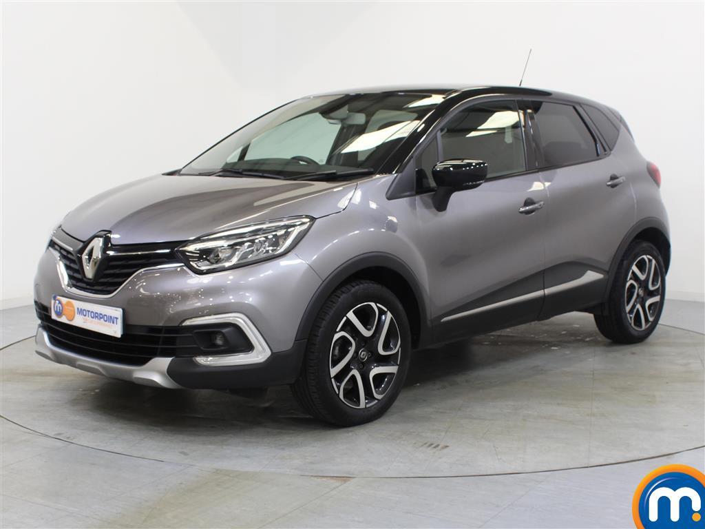 Renault Captur Dynamique S Nav - Stock Number 1057937 Passenger side front corner