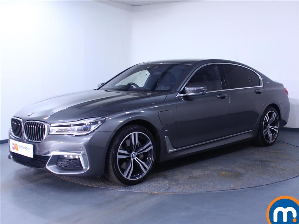 BMW 7 Series M Sport - Stock Number 1057142 Passenger side front corner