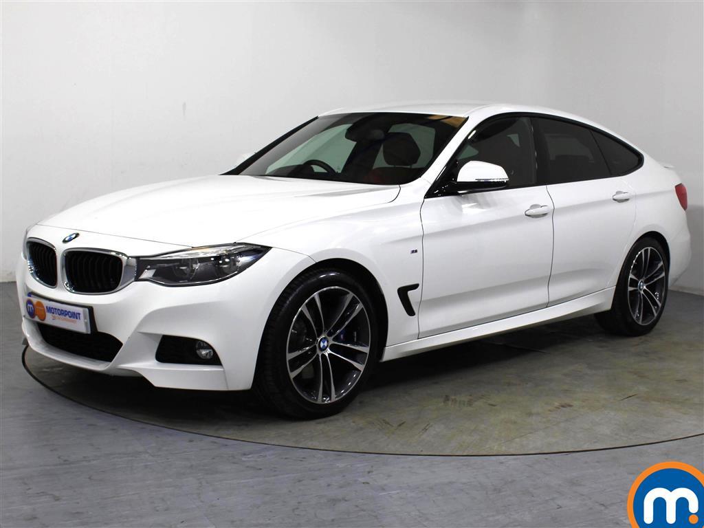 BMW 3 Series M Sport - Stock Number 1055190 Passenger side front corner