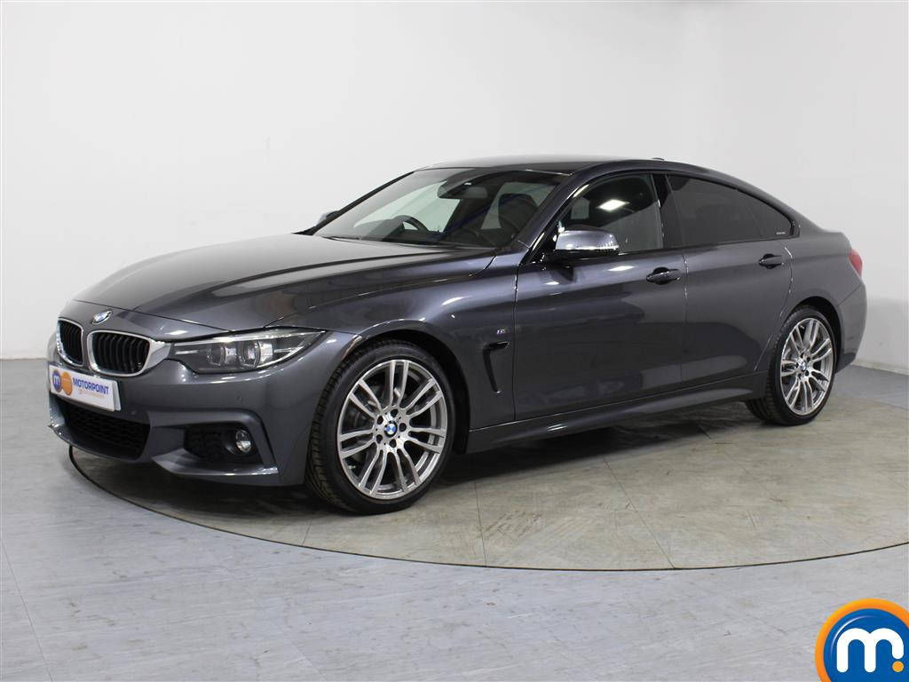 BMW 4 Series M Sport - Stock Number 1050180 Passenger side front corner