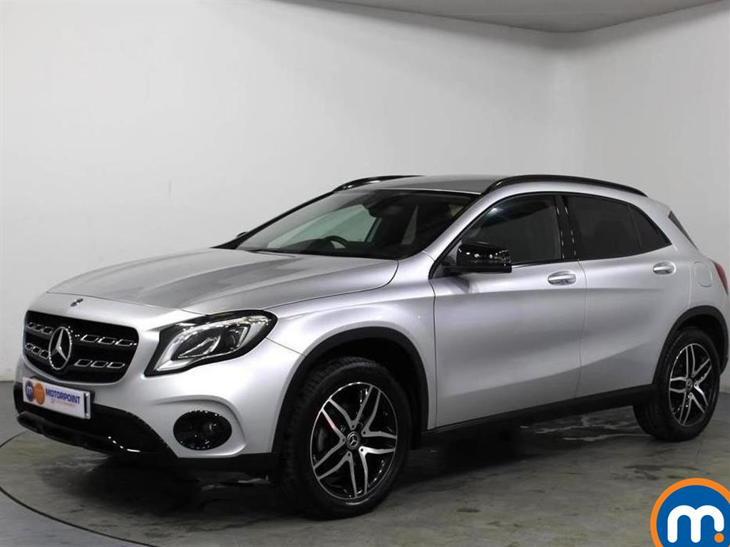 Mercedes-Benz Gla Class Urban Edition - Stock Number 1056429 Passenger side front corner
