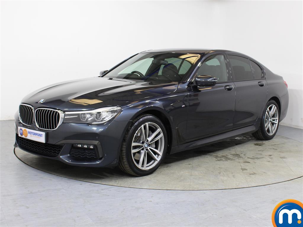 BMW 7 Series M Sport - Stock Number 1052960 Passenger side front corner