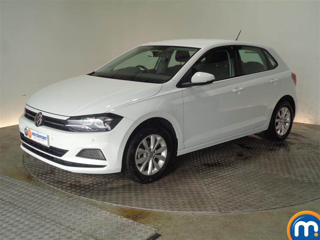Volkswagen Polo SE - Stock Number 1057319 Passenger side front corner