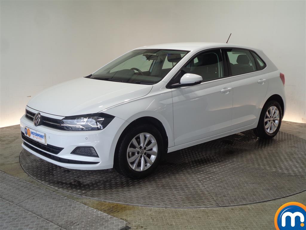 Volkswagen Polo SE - Stock Number 1056693 Passenger side front corner