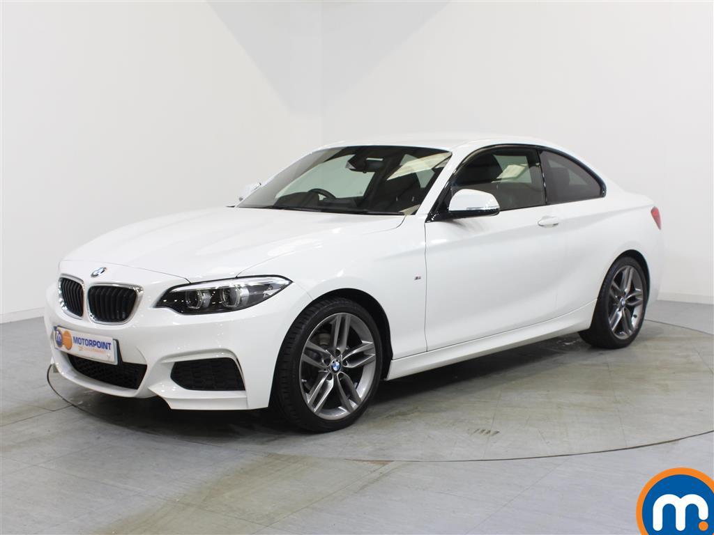 BMW 2 Series M Sport - Stock Number 1053443 Passenger side front corner