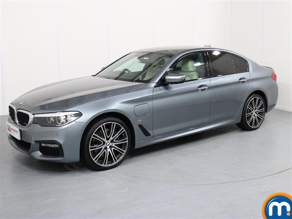 BMW 5 Series M Sport - Stock Number 1056748 Passenger side front corner