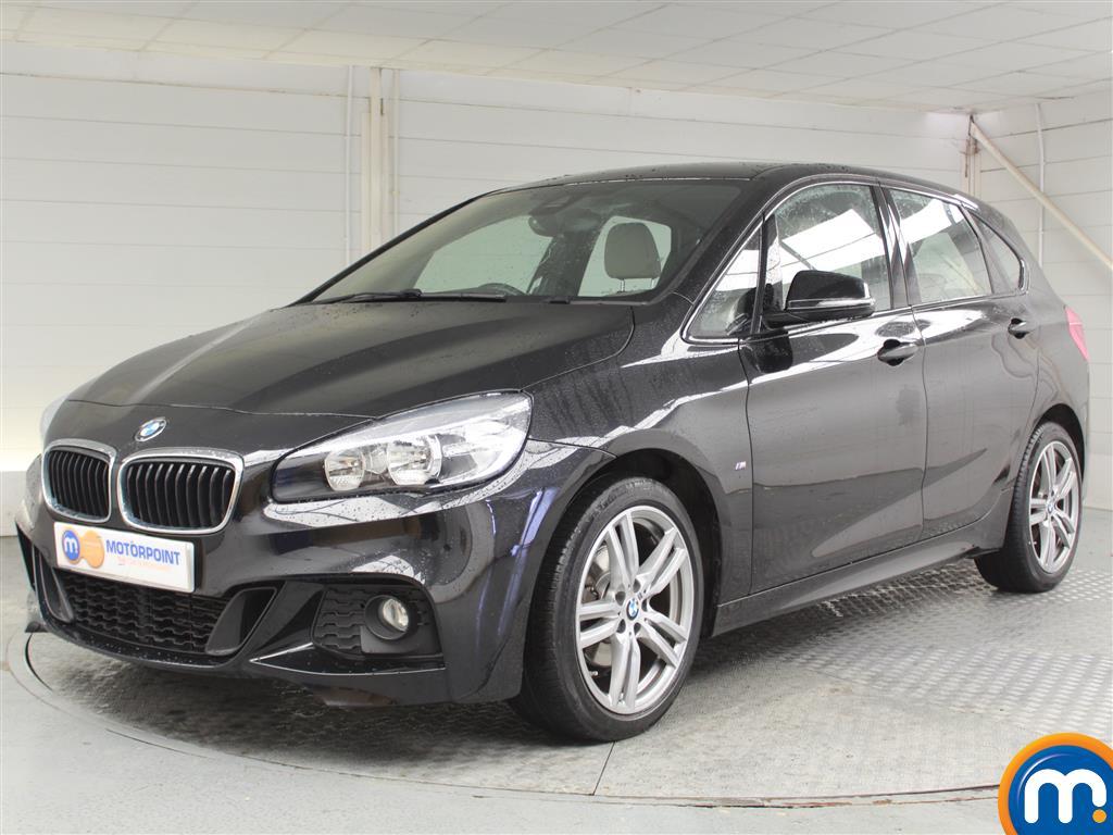 BMW 2 Series M Sport - Stock Number 1054182 Passenger side front corner