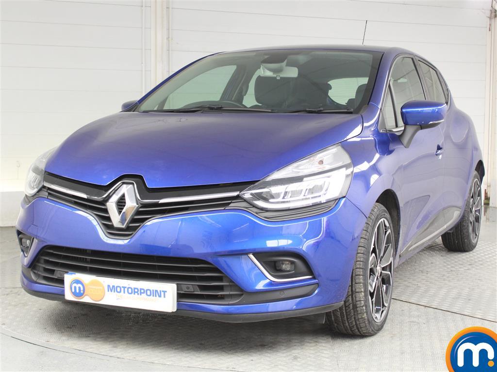 Renault Clio Signature Nav - Stock Number 1055722 Passenger side front corner