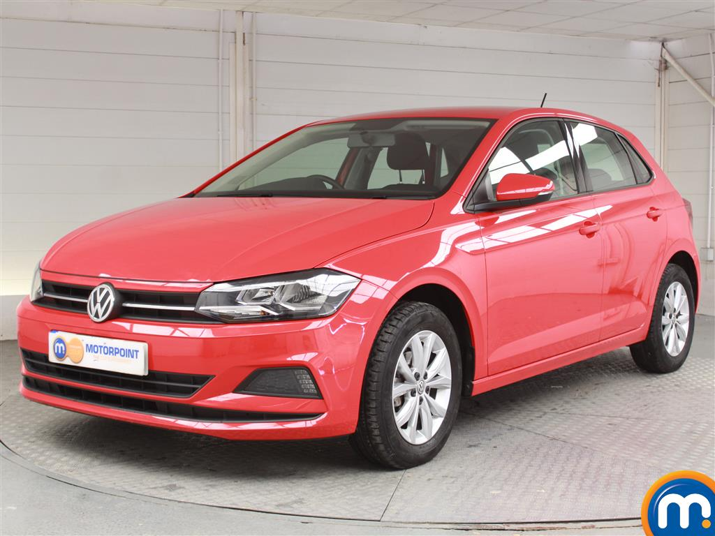 Volkswagen Polo SE - Stock Number 1057330 Passenger side front corner