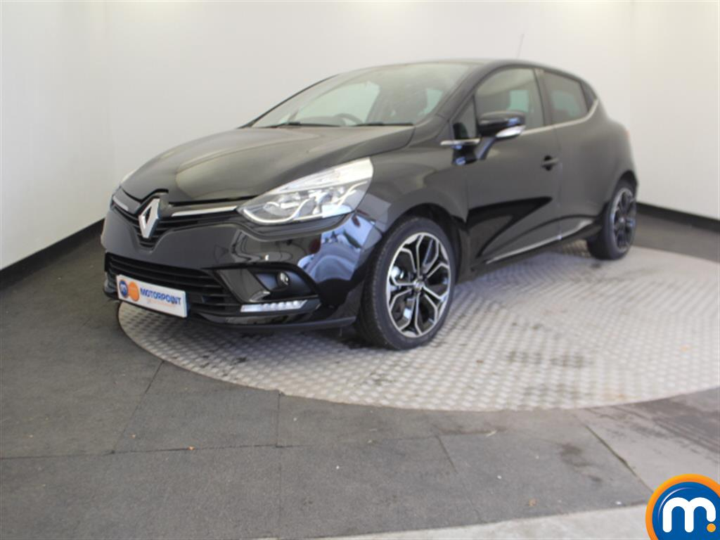 Renault Clio Iconic - Stock Number 1052372 Passenger side front corner