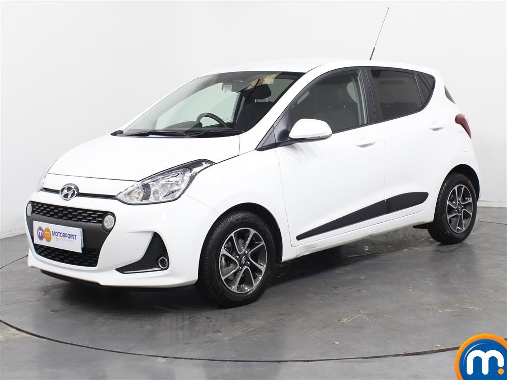 Hyundai I10 Premium - Stock Number 1055278 Passenger side front corner