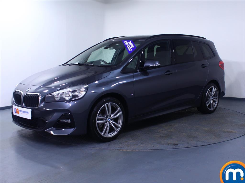BMW 2 Series M Sport - Stock Number 1057404 Passenger side front corner