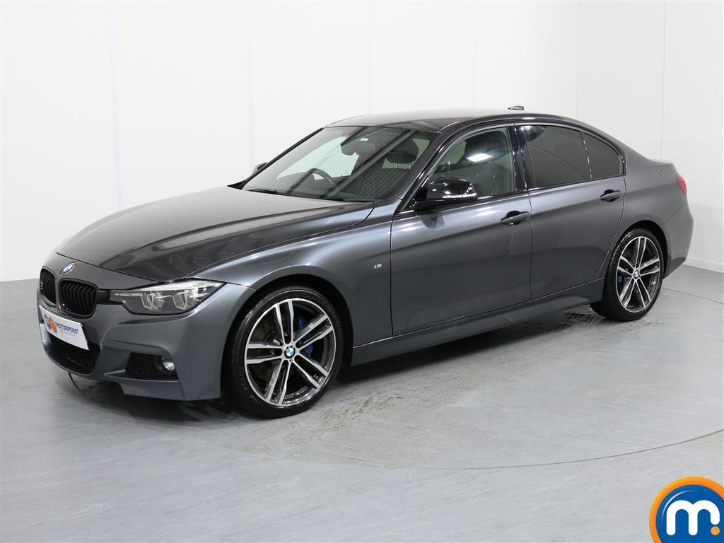 BMW 3 Series M Sport Shadow Edition - Stock Number 1055447 Passenger side front corner