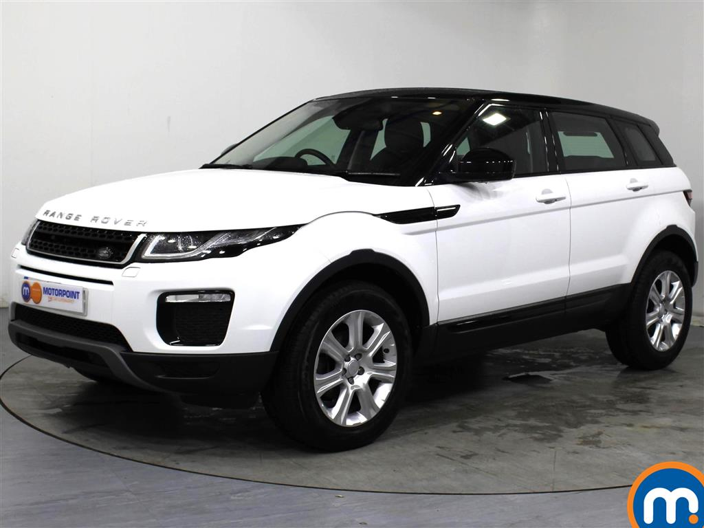 Land Rover Range Rover Evoque SE Tech - Stock Number 1056569 Passenger side front corner