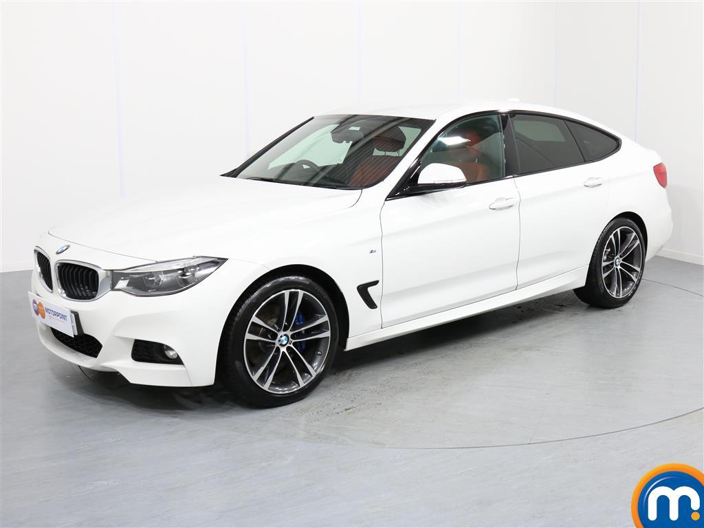 BMW 3 Series M Sport - Stock Number 1055209 Passenger side front corner