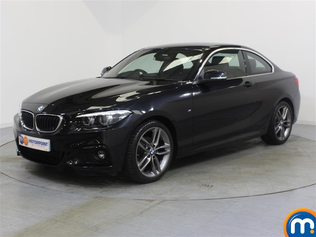 BMW 2 Series M Sport - Stock Number 1055643 Passenger side front corner