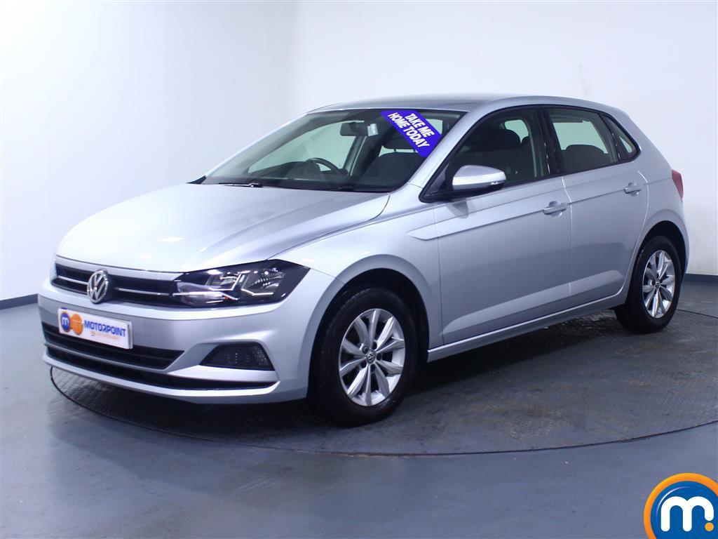 Volkswagen Polo SE - Stock Number 1058173 Passenger side front corner
