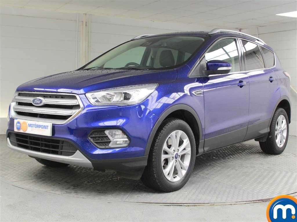 Ford Kuga Titanium - Stock Number 1056053 Passenger side front corner