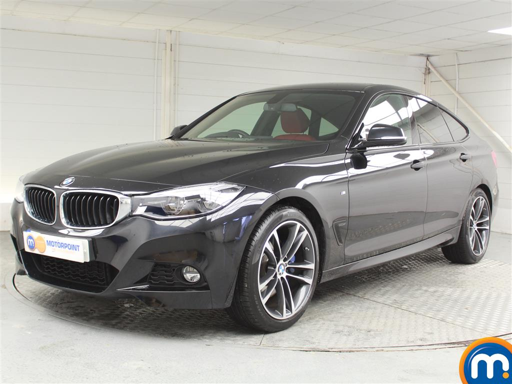 BMW 3 Series M Sport - Stock Number 1055230 Passenger side front corner