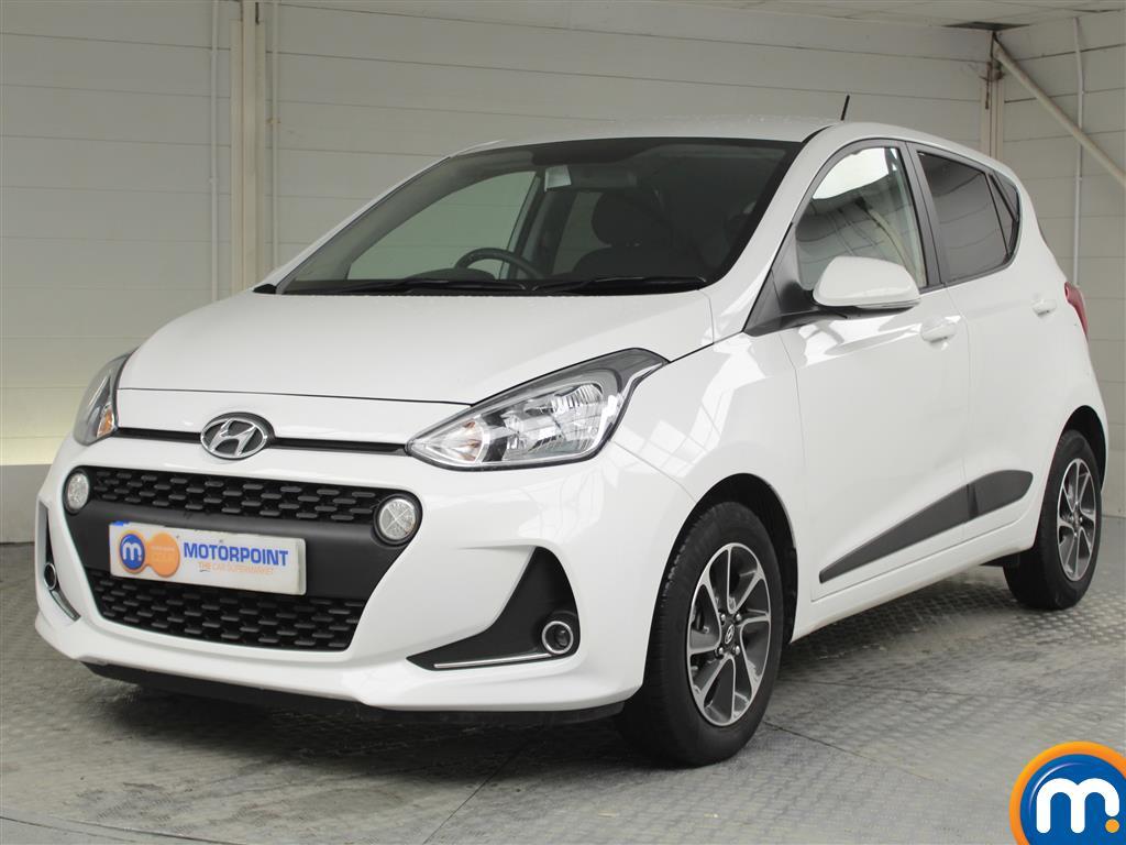Hyundai I10 Premium - Stock Number 1055258 Passenger side front corner