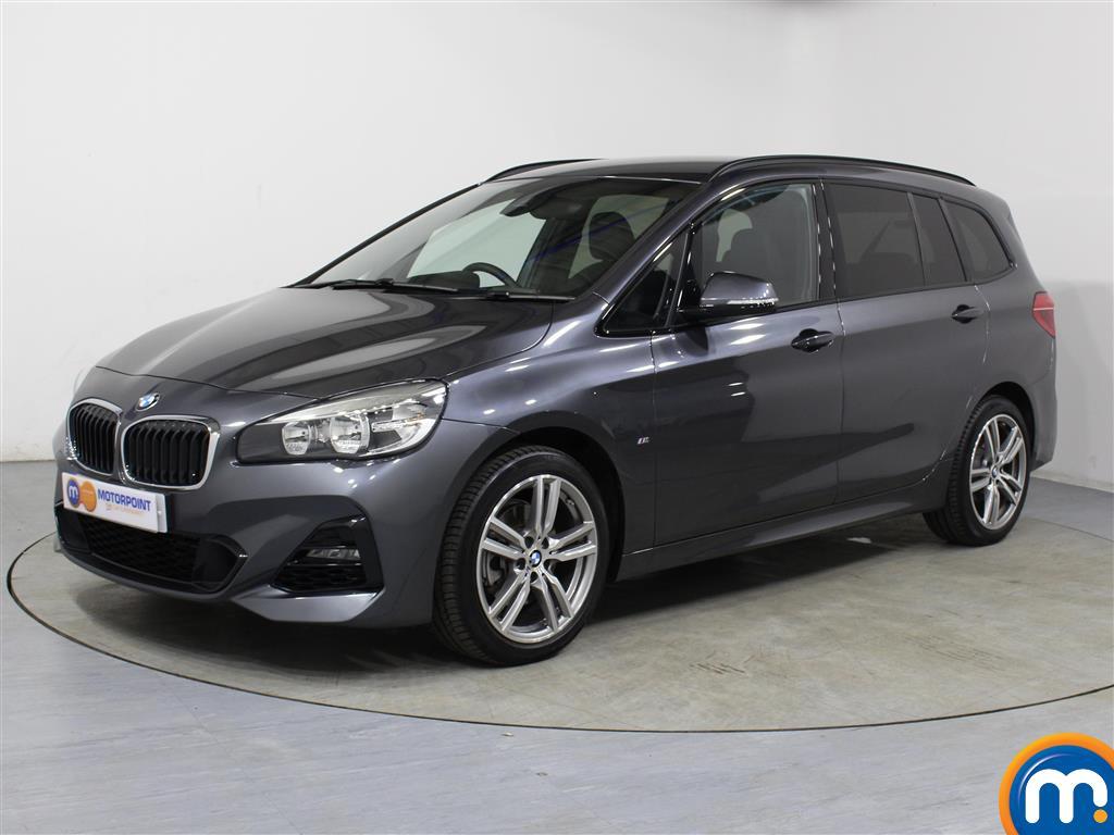 BMW 2 Series M Sport - Stock Number 1050348 Passenger side front corner