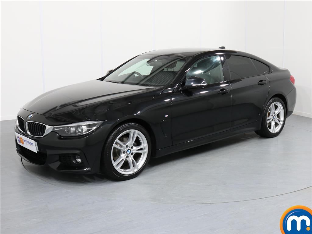 BMW 4 Series M Sport - Stock Number 1057353 Passenger side front corner