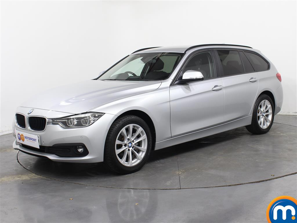 BMW 3 Series SE - Stock Number 1056507 Passenger side front corner