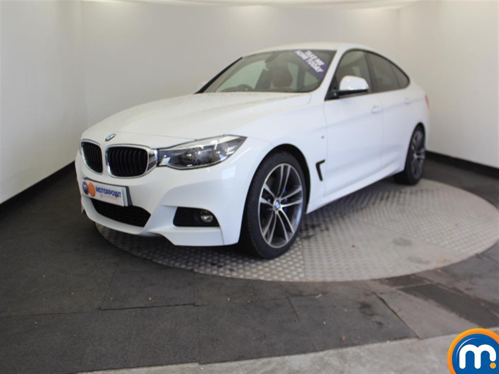 BMW 3 Series M Sport - Stock Number 1055208 Passenger side front corner