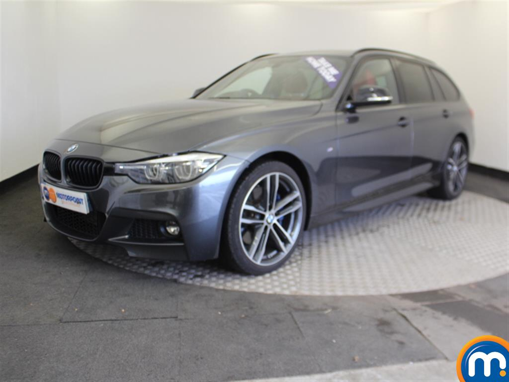 BMW 3 Series M Sport Shadow Edition - Stock Number 1053084 Passenger side front corner