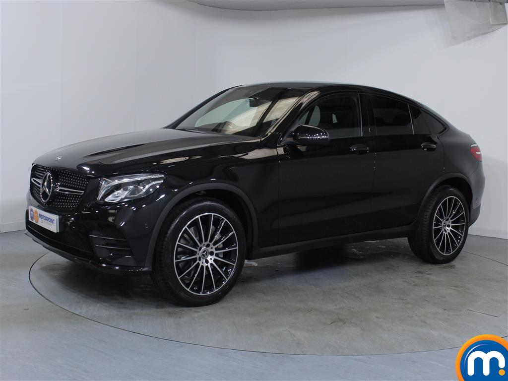 Mercedes-Benz Glc Coupe AMG Line - Stock Number 1057172 Passenger side front corner