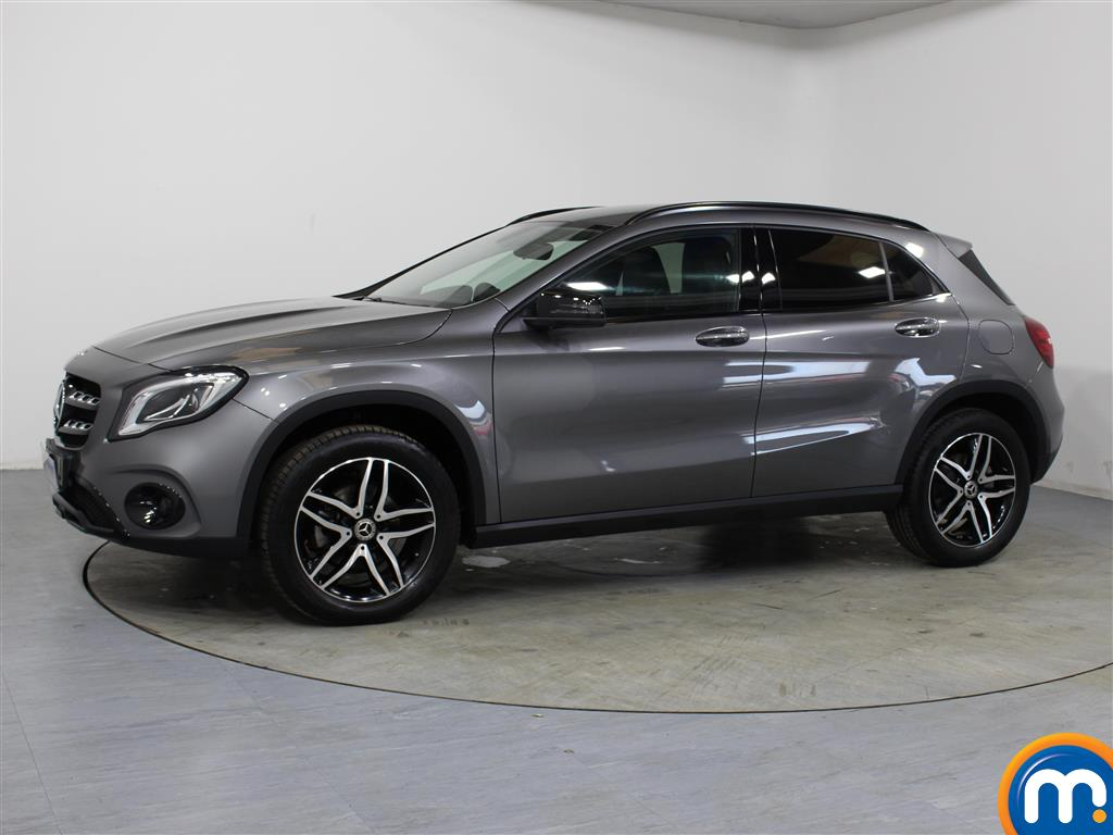 Mercedes-Benz Gla Class Urban Edition - Stock Number 1057878 Passenger side front corner