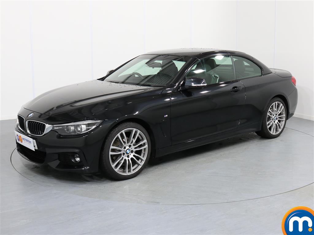 BMW 4 Series M Sport - Stock Number 1053482 Passenger side front corner