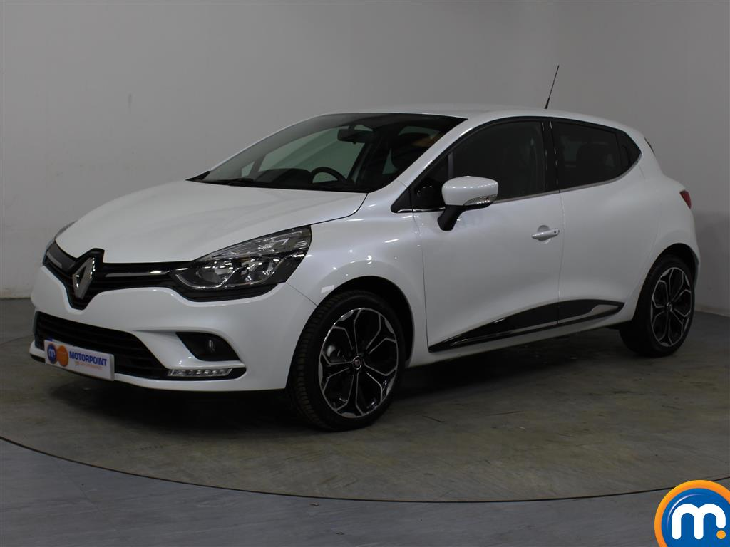 Renault Clio Iconic - Stock Number 1048536 Passenger side front corner