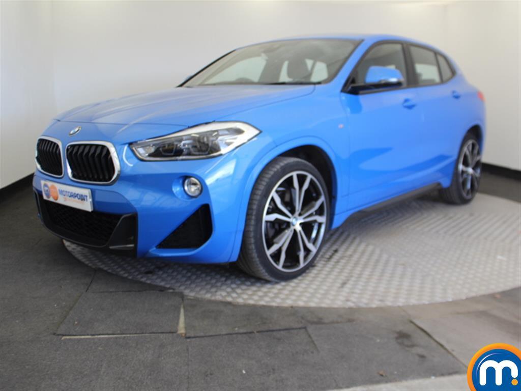 BMW X2 M Sport - Stock Number 1058285 Passenger side front corner