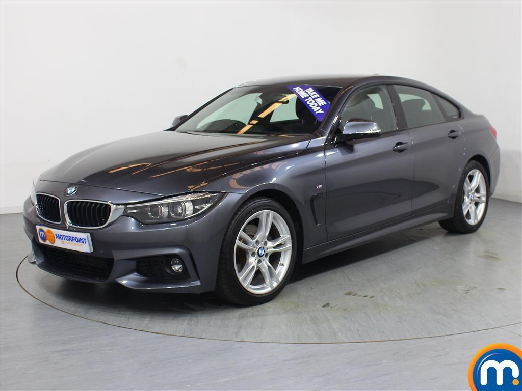 BMW 4 Series M Sport - Stock Number 1052957 Passenger side front corner
