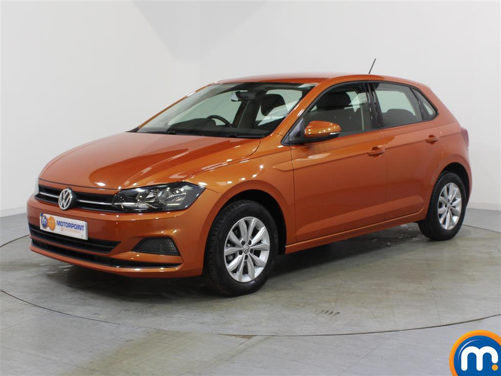 Volkswagen Polo SE - Stock Number 1058179 Passenger side front corner