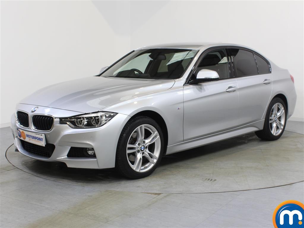BMW 3 Series M Sport - Stock Number 1058798 Passenger side front corner