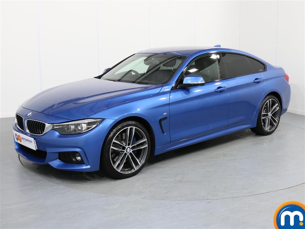 BMW 4 Series M Sport - Stock Number 1053808 Passenger side front corner