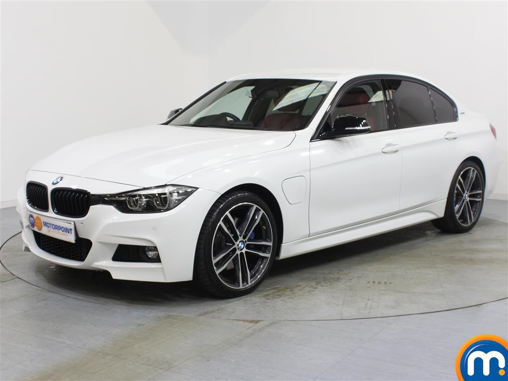 BMW 3 Series M Sport Shadow Edition - Stock Number 1058620 Passenger side front corner
