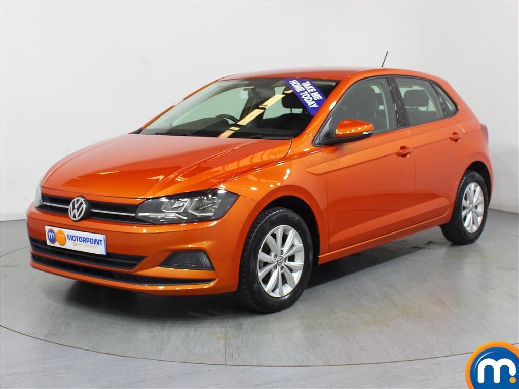 Volkswagen Polo SE - Stock Number 1058185 Passenger side front corner