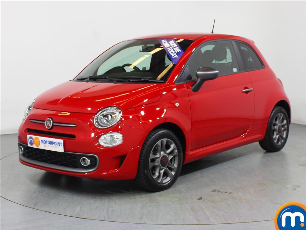 Fiat 500 S - Stock Number 1053816 Passenger side front corner